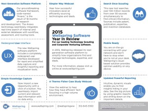2015 Wellspring Platform Year In Review