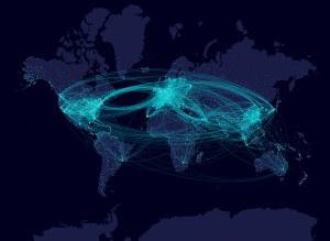 Communication Night Map