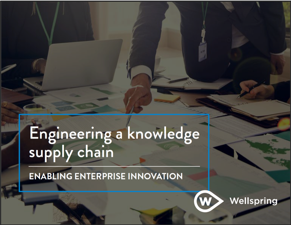 Engineering a Knowledge Supply Chain_cover