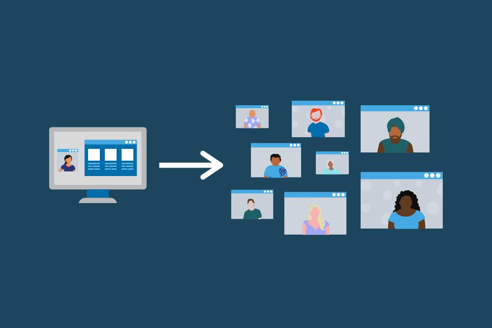 Virtual User Groups