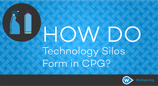 How Do Technology Silos Form in CPG?